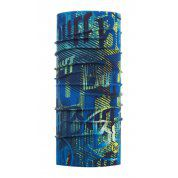 CHUSTA BUFF HIGH UV PROTECTION FLASH LOGO MULTI