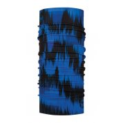 CHUSTA BUFF ORIGINAL US PULSE CAPE BLUE