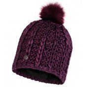 CZAPKA BUFF KNITTED AND FLEECE HAT LIV DHALIA