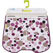 FARTUCH DO SZYBY QIBBEL DOTS PURPLE