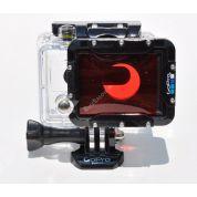 Filtr do tropikalnej i niebieskiej wody Dive Red Filter Polar Pro