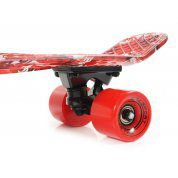 FISHBOARD SMJ SPORT UT-2206 RED JUNGLE 3