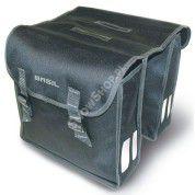 Sakwa na bagażnik Basil  Mara XL czarna