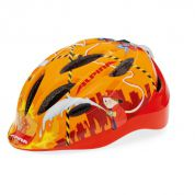 KASK ROWEROWY ALPINA GAMMA FLASH 2.0 firefighter