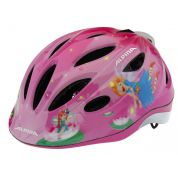 KASK ROWEROWY ALPINA GAMMA FLASH 2.0  lLITTLE PRINCESS