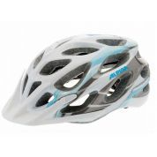 KASK ROWEROWY ALPINA MYTHOS 2 0 white lightblue darksilver