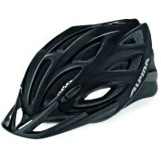 KASK ROWEROWY ALPINA SPICE LIGHT BLACK