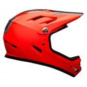 KASK ROWEROWY BELL SANCTION AGILITY MATTE ORANGE BLACK