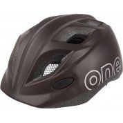 KASK ROWEROWY BOBIKE ONE PLUS COFFEE BROWN
