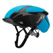 KASK ROWEROWY BOLLE THE ONE ROAD PREMIUM BLUE CARBON