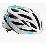 KASK ROWEROWY BONTRAGER CIRCUIT WSD  WHITE MIAMI GREEN