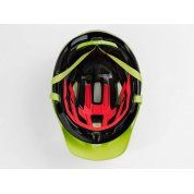 KASK ROWEROWY BONTRAGER QUANTUM MIPS VISIBILITY YELLOW 3