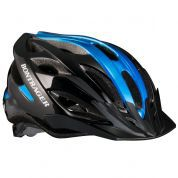 Kask rowerowy Bontrager Solstice niebiesko czarny