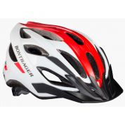 KASK ROWEROWY BONTRAGER SOLSTICE RED WHITE