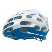 Kask rowerowy Catlike Mixino biało niebieski