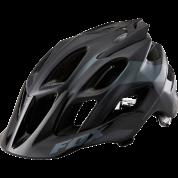 Kask rowerowy Foxhead Flux Helmet czarny przód
