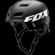 Kask rowerowy Foxhead Transition Hardshell Helmet czarny przód
