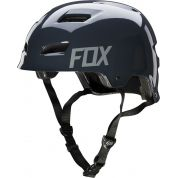 KASK ROWEROWY FOXHEAD TRANSITION HARDSHELL SZARY