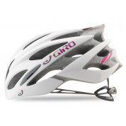 KASK ROWEROWY GIRO SONNET MATTE WHITE FLORAL 2