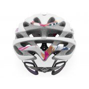 KASK ROWEROWY GIRO SONNET MATTE WHITE FLORAL 3