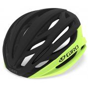 KASK ROWEROWY GIRO SYNTAX MIPS HIGHLIGHT YELLOW BLACK