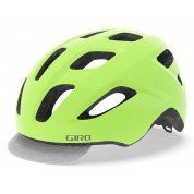 KASK ROWEROWY GIRO TRELLA MIPS MATTE HIGHLIGHT YELLOW SILVER