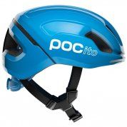 KASK ROWEROWY POC POCITO OMNE SPIN FLUORESCENT BLUE 4