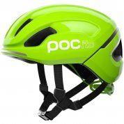 KASK ROWEROWY POC POCITO OMNE SPIN FLUORESCENT YELLOW|GREEN 1