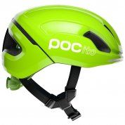KASK ROWEROWY POC POCITO OMNE SPIN FLUORESCENT YELLOW|GREEN 3