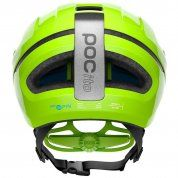KASK ROWEROWY POC POCITO OMNE SPIN FLUORESCENT YELLOW|GREEN 4