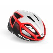 KASK ROWEROWY RUDY PROJECT SPECTRUM RED BLACK HL65002