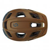 KASK ROWEROWY SCOTT VIVO PLUS 275202 GINGERBREAD BROWN 3