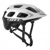 KASK ROWEROWY SCOTT VIVO PLUS 275202 WHITE BLACK