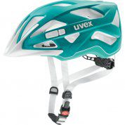KASK ROWEROWY UVEX ACTIVE CC 427|01 TEAL MAT