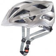 KASK ROWEROWY UVEX ACTIVE prosecco silver