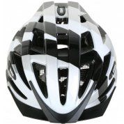 KASK ROWEROWY UVEX AIR WING 2017 BLACK WHITE II