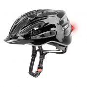 Kask rowerowy Uvex City 9 czarny