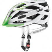 KASK ROWEROWY UVEX CITY I-VO 09 white- green mat