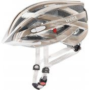 KASK ROWEROWY UVEX CITY I-VO CHAMPAGNE MAT