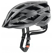 KASK ROWEROWY UVEX CITY I-VO DARK SILVER MAT