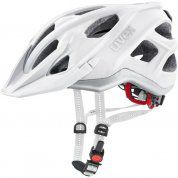 KASK ROWEROWY UVEX CITY LIGHT WHITE 1