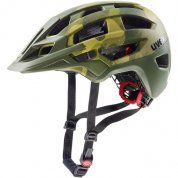 KASK ROWEROWY UVEX FINALE 02 camouflage mat (moro mat)