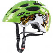 KASK ROWEROWY UVEX FINALE JUNIOR 807|13 GREEN PIRATE