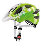 Kask rowerowy Uvex Hero zielono biały