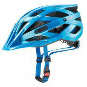 KASK ROWEROWY UVEX I-VO CC LIGHT BLUE BLUE MAT