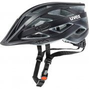 KASK ROWEROWY UVEX I-VO CC 423|08 BLACK MAT