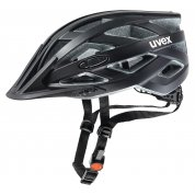 KASK ROWEROWY UVEX I-VO CC BLACK MAT