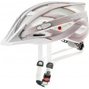 KASK ROWEROWY UVEX I-VO CC GOLD ROSE MAT