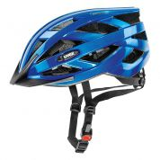 Kask rowerowy Uvex I-VO niebieski