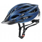 KASK ROWEROWY UVEX OVERSIZE  BLUE|WHITE MAT